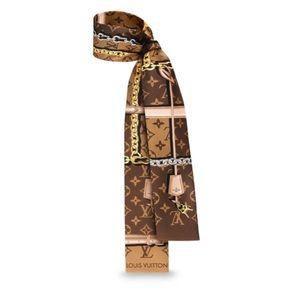 Louis Vuitton Confidential Bandeau Brown